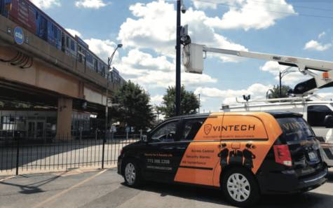 VinTech Security - Chinatown Chamber of Commerce Project